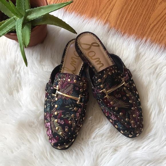 d617c638d371 Sam Edelman Shoes | Marilyn Bit Mules | Poshmark